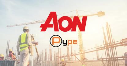 Aon Confirms: Pype's Solutions Mitigate Risk