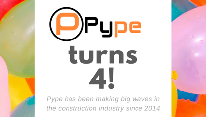 Pype, the original submittal and specification software