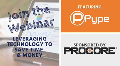 Webinar: Leveraging Mobile Construction Technology
