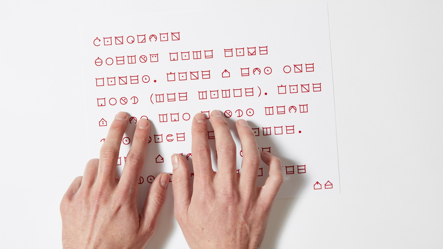 ELIA tactile reading system