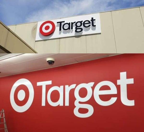 Target Newsletter compilation photos