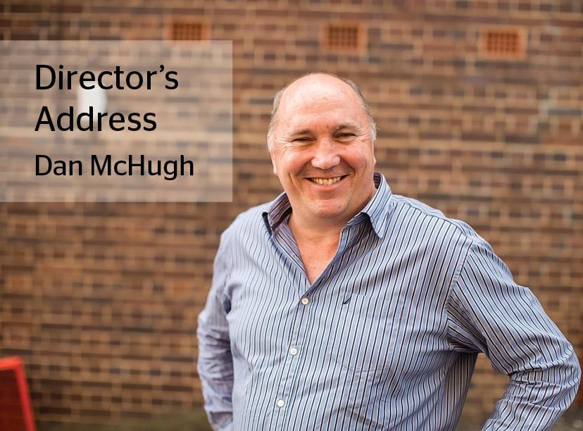 Directors Adress