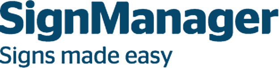 SignManager Logo