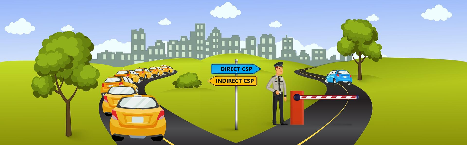 Why 80% of Direct CSPs will have to change their business model