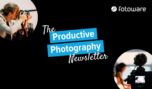 The Productive Photography Newsletter