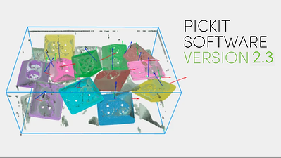 Pickit software release version 2.3