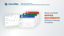 CloudLex® to Bring Its Users Full Integration with Microsoft Office Online®