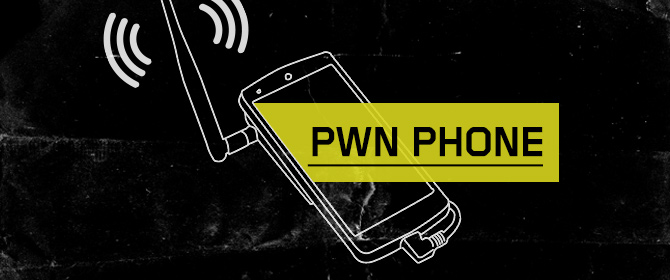 Pwn Phone Gives PenTesters A Mobile Option