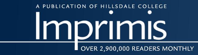 Imprimis: A Publication of Hillsdale College
