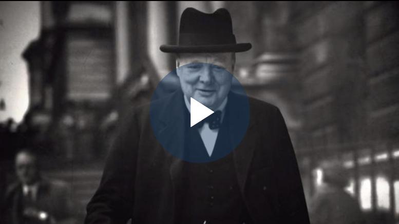 Winston Churchill and Statesmanship Trailer