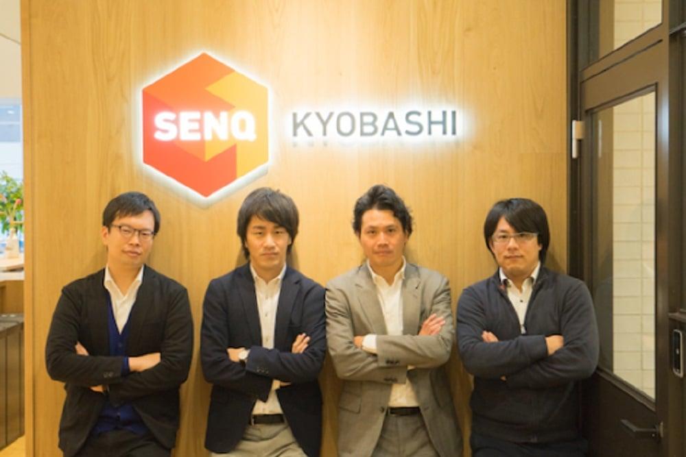 トーマツベンチャーサポートのメンバーが語る「SENQ」の意義、そして未来