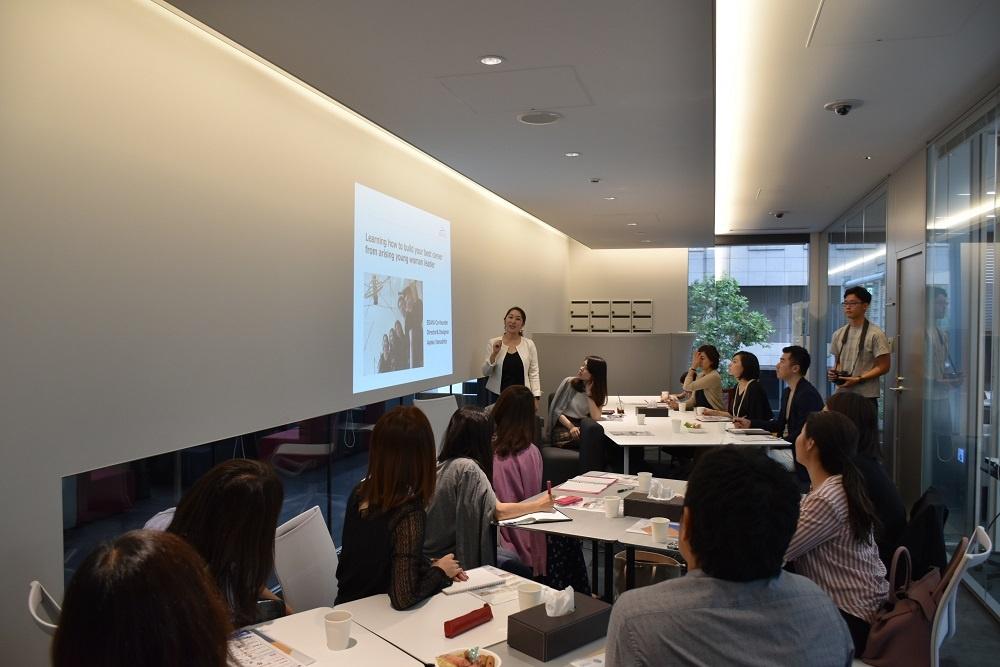 【開催報告】グローバルに活躍する女性起業家から学ぶ、キャリアの創り方