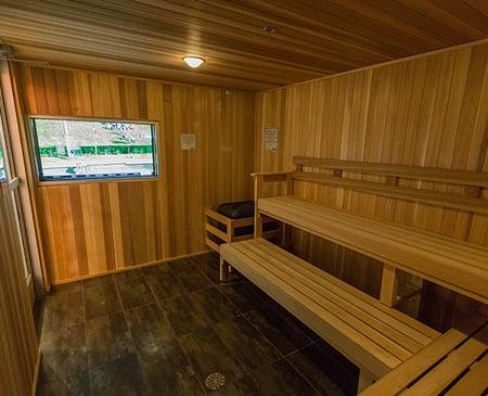 Edge Sauna
