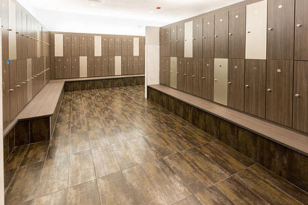 Lockers&Saunas
