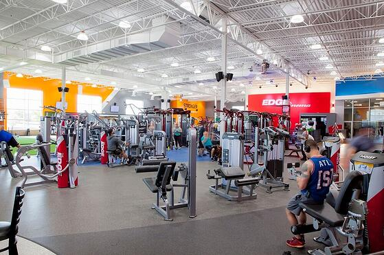 The Edge Fitness Clubs Cherry Hill NJ: Gym Hours, Membership