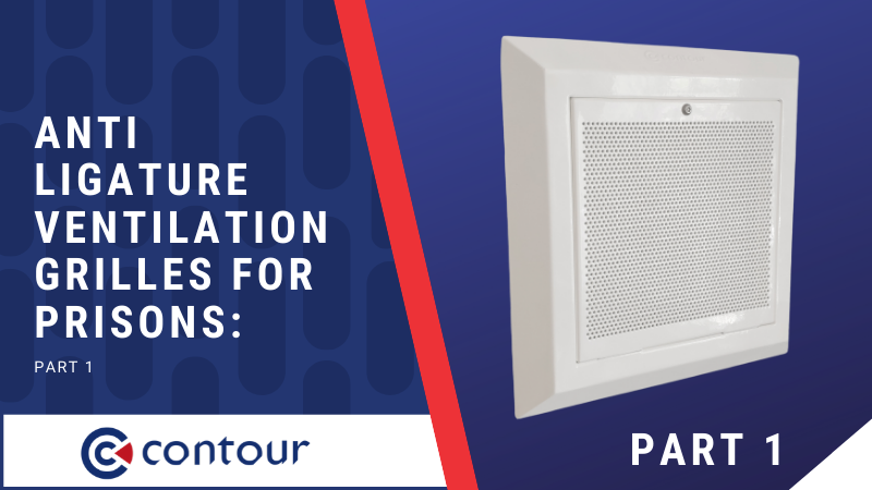 Anti Ligature Ventilation Grilles For Prisons: Part 1