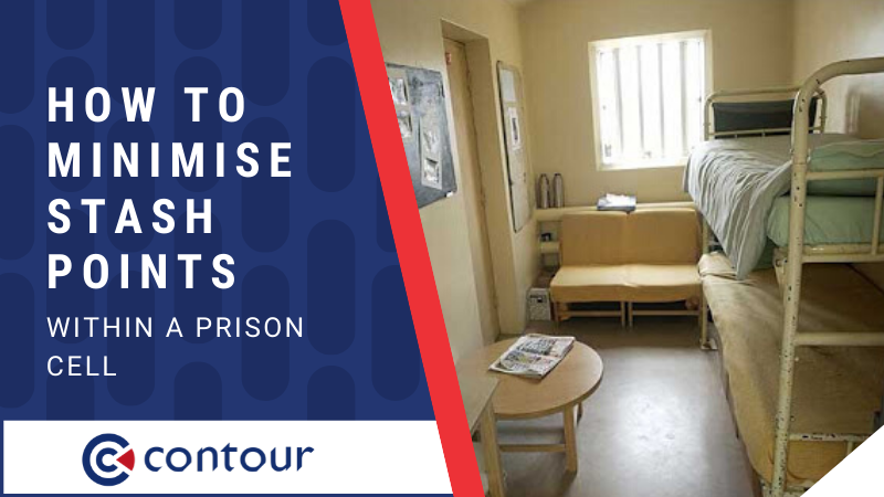 How To Minimise Stash Points Within A Prison Cell