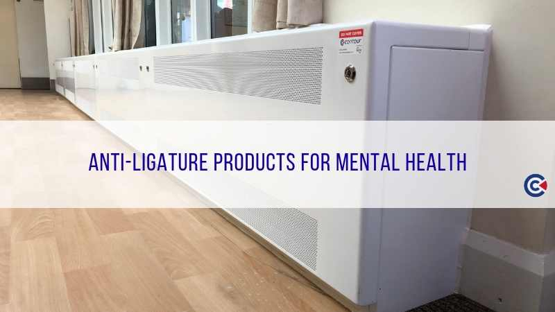 Anti-Ligature Products for Mental Health
