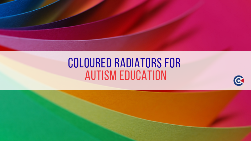 Coloured Radiators For Autism Education