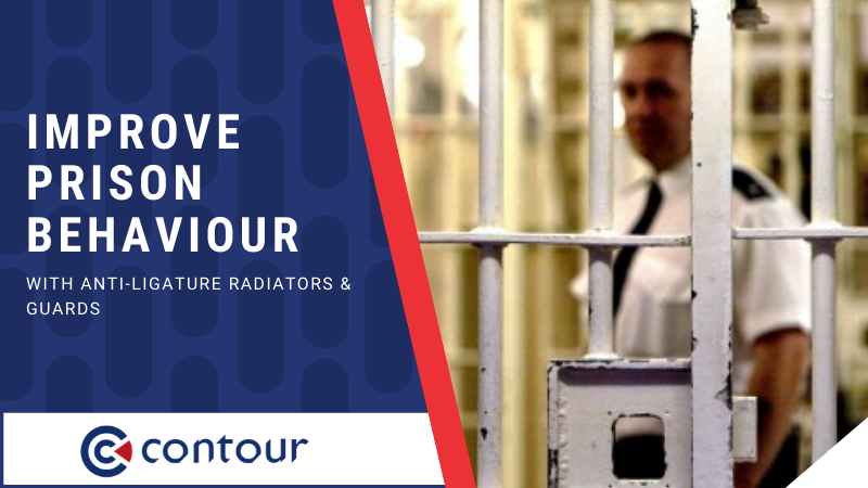 Improve Prison Behaviour With Anti-Ligature Radiators & Guards