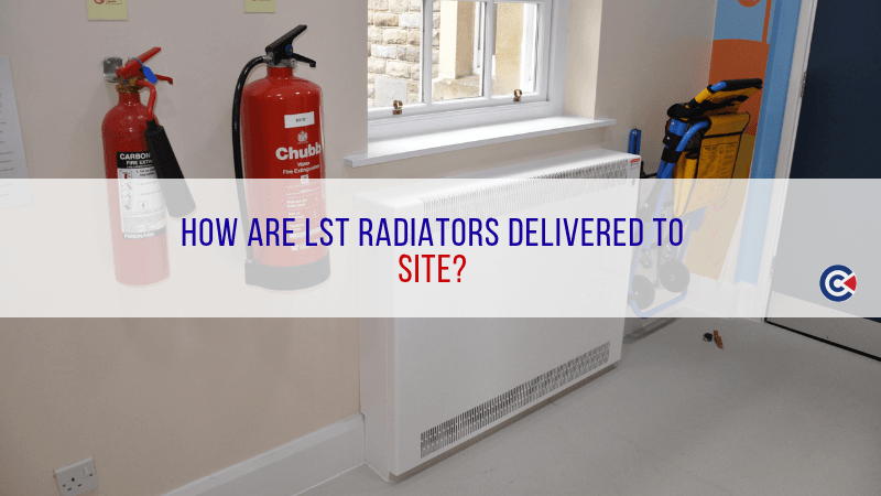 How Are LST Radiators Delivered To Site?
