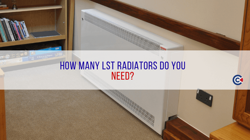 How Many LST Radiators Do You Need?