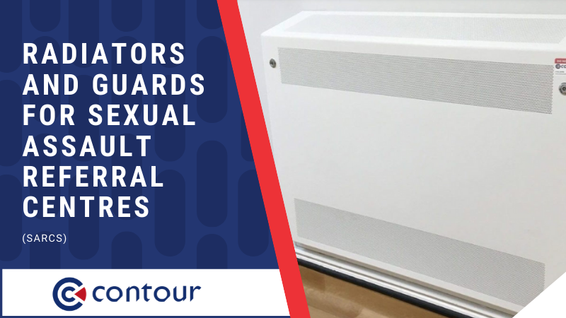 Radiators and Guards For Sexual Assault Referral Centres (SARCs)