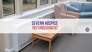 Severn Hospice Refurbishment, Shrewsbury