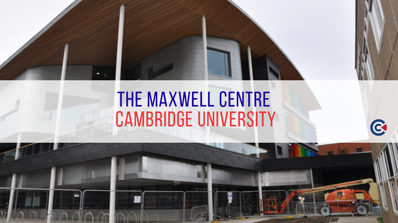 The Maxwell Centre, Cambridge University