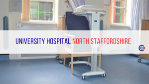 University Hospital North Staffordshire