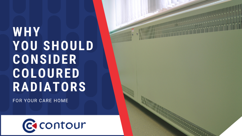 Why You Should Consider Coloured Radiators For Your Care Home