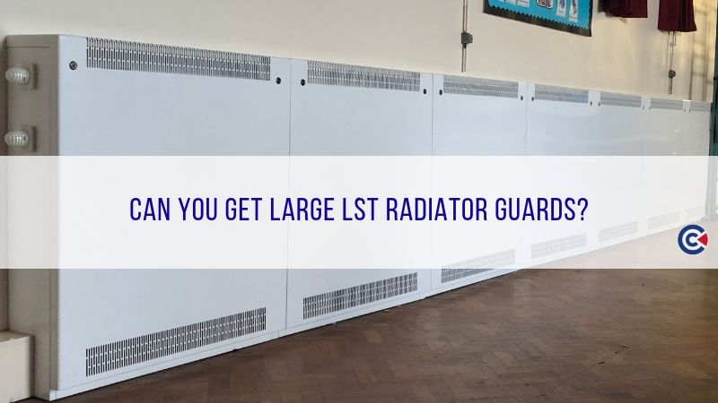 Can You Get Large LST Radiator Guards?