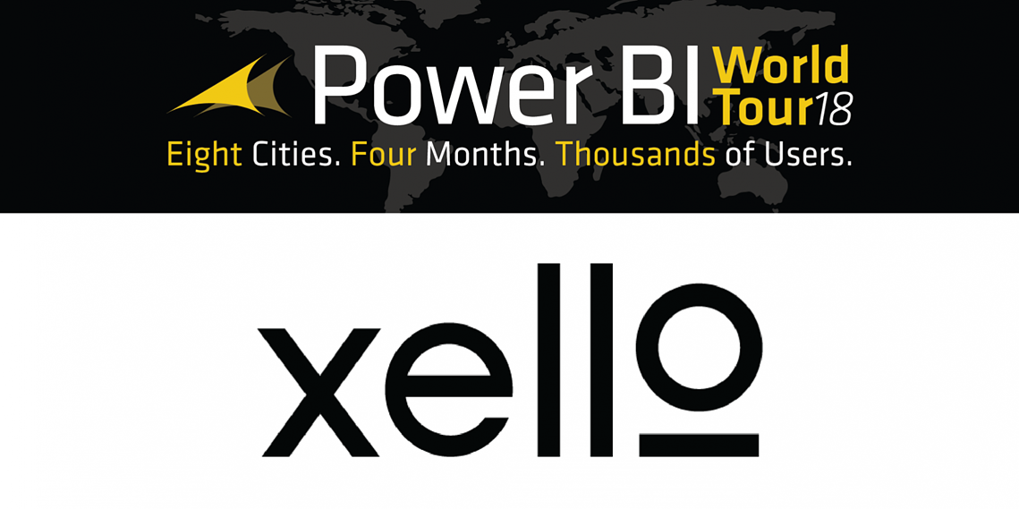 Xello sponsors Power BI World Tour Melbourne 2018