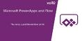 November 2018 PowerApps & Flow Melbourne Event: Mindfulness Survey by Graham Fairley