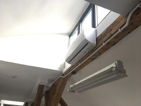 Automatic AC system