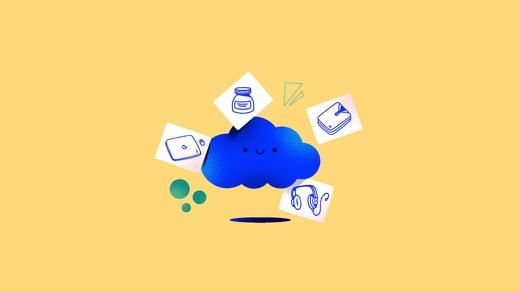 Ventajas catálogo en la nube