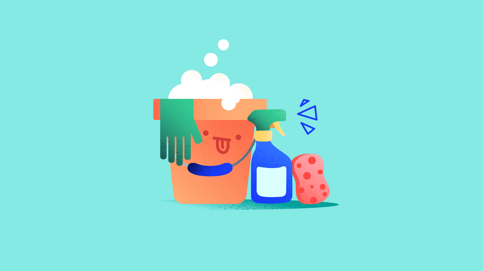 Cleaning products ecommerce