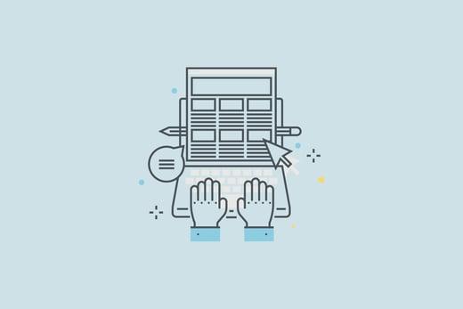 writing-on-laptop-illustration