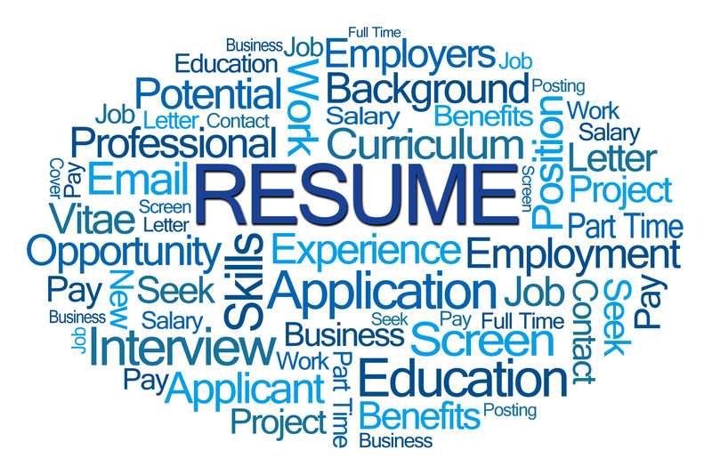 Resume words