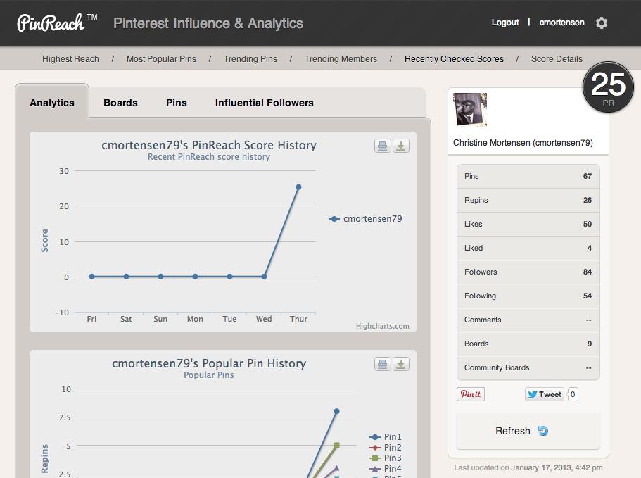 PinReach Screenshot