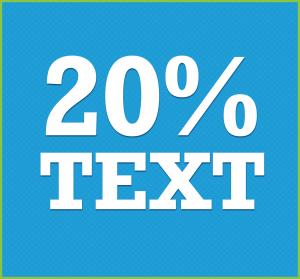 Facebook limits cover photos to 20% text