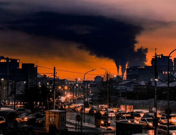 Air polution blog post