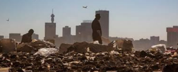 Recycling: Johannesburg city takes action