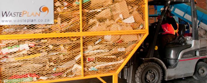 Saving money through Waste Management