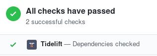GitHubDependenciesChecked