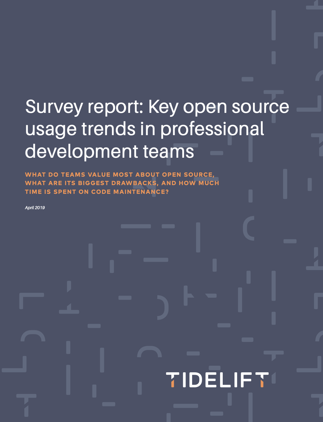 Key open source usage trends in professional development teams