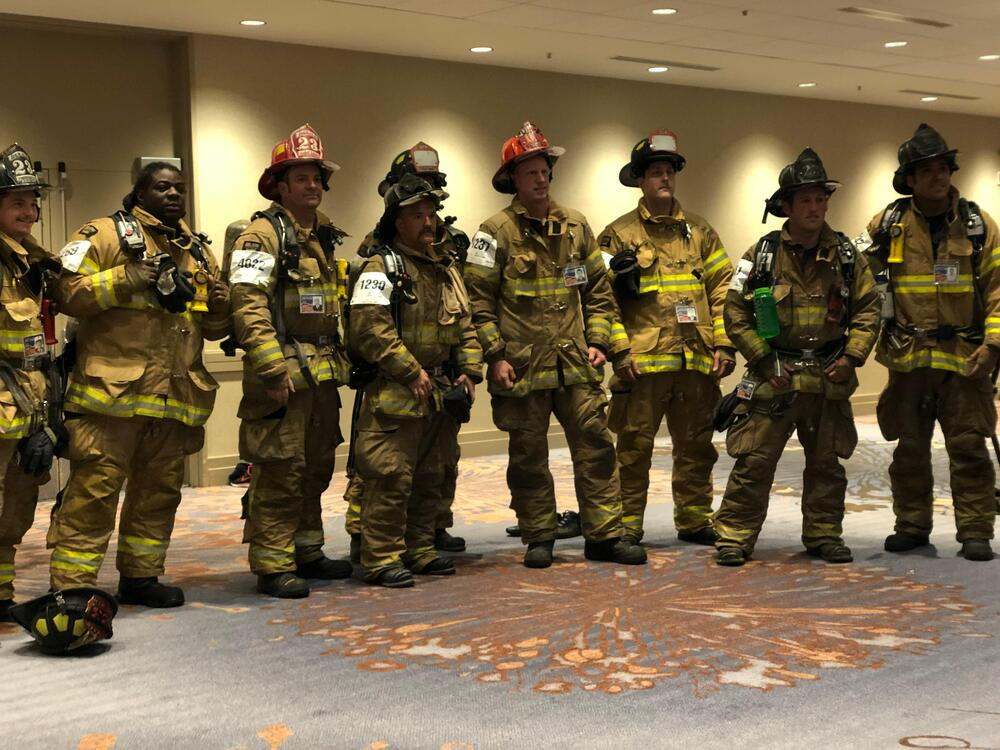 Stephen Siller Tunnel to Towers Stair Climb 2018