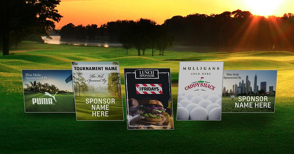 What is the Turnaround Time for Golf Signage?