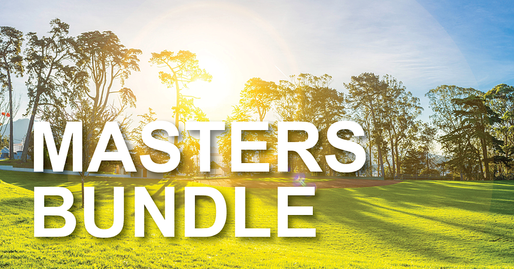 Generate Brand Awareness with Our Masters Bundle!