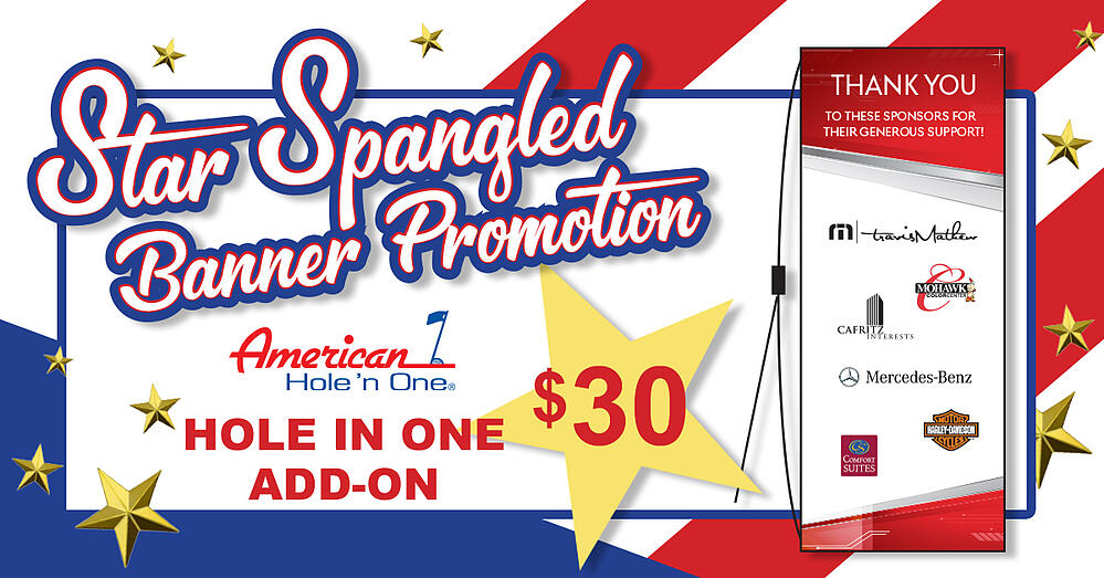 Star Spangled July Promotions
